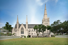 St Andrews Cathedral - Singapore