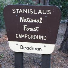 Stanislaus Deadman Campground
