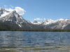 McGown Peak And Stanley Lake