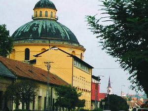 St. Ann Igreja - Igreja Redonda - Esztergom