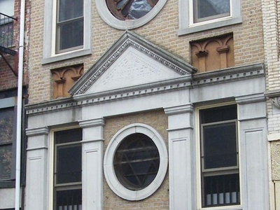 Stanton Street Synagogue