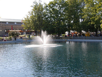 State Park At The Fair