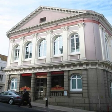 States Building In St. Helier