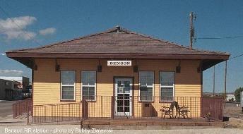 Station In Benson