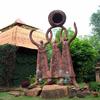 Statue At Nrityagram