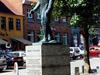 Statue Of Sren Kanne