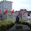 Statue Of Atatürk In Büyükada