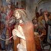 Statue Of Jesus Climbs The Praetorian Steps