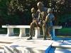 Statue Of John Ball In Grand Rapids