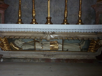 Statue Of John Of Nepomuk-Church Saint Veit, Krems