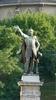 Estatua de Lajos Kossuth-Hódmezővásárhely