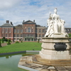 Statue Of Queen Victoria At Kensington Palace