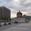 Statue Of Sejong
