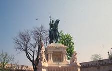 Statue Of St. István