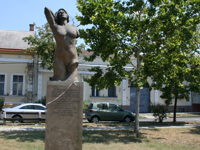 Statue Of The Hungarian Pain, Debrecen