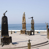 Statues At Malecon