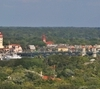 St . Augustine Florida Panoramic View