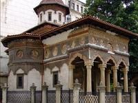 Stavropoleos Monasterio