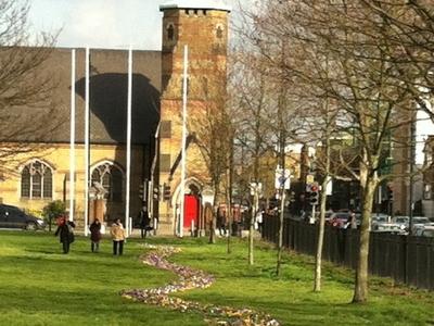 St Barnabas Bethnal Green