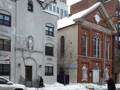 St. Benedict The Moor's Church
