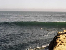 View Of Steamer Lane Beach