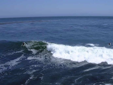 Steamer Lane Surfing