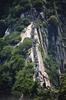 Steep Paths Up Mount Hua