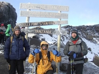MT.KILIMANJARO PACKAGE - MACHAME ROUTE 6 DAYS