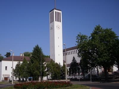 St Emmeric Church, Győr