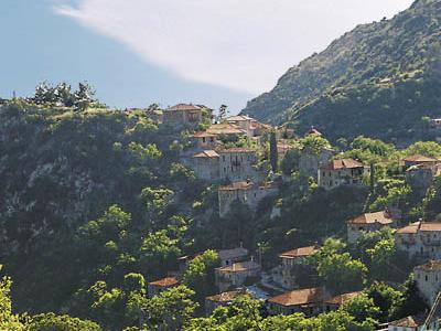 Stemnitsa  Arkadia  Peloponnese
