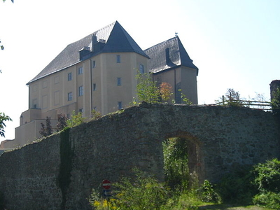 Steyregg Castle, Upper Austria, Austria