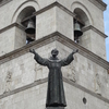 St Francis Statue & Tower