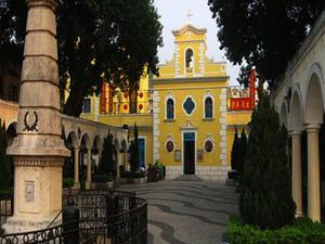 Capela São Francisco Xavier