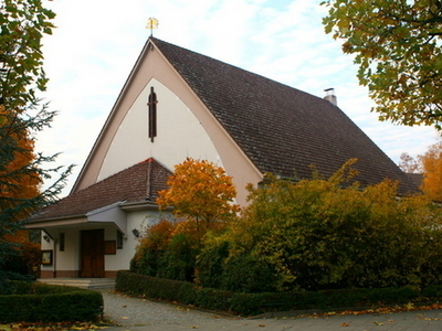 The New St. George's Church