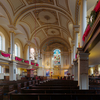 Inside The St Giles-in-the-Fields