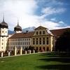 Stift Stams Monastery, Tyrol, Austria