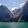 Stirling Falls @ Milford Sound - Southland NZ
