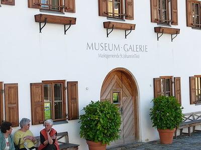 St. Johann Museum, St. Johann In Tirol, Austria