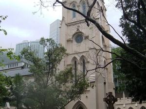 Hong Kong St. John  's Cathedral