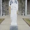 St John Neumann Statue