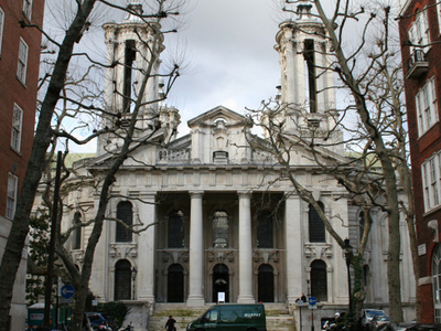 St John's, Smith Square