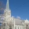 St. Johns Catholic Church A City Landmark