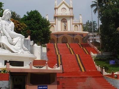 St Josephs Church Meenkunnam