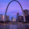 St. Louis MO Riverfront