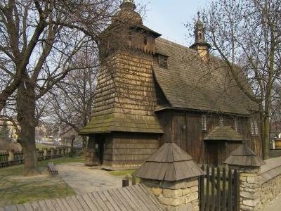 St. Mary Church Of Tarnow (Burek)