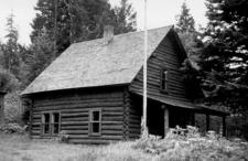 St. Mary Ranger Station - Glacier - USA