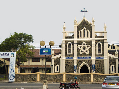 St. Mary's Church - Matara