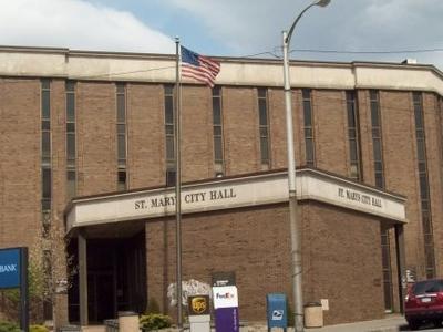 St. Marys City Hall