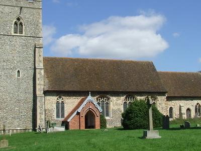 St. Marys Edwardstone