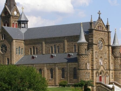 St  Meinrad  Arch Abbey, Indiana